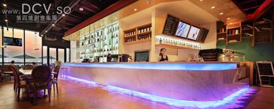西安餐厅设计-MOSTCOLOR繁色音乐酒吧_7