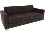 现代暗色沙发3D模型下载