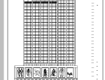 现代高层商住综合楼建筑设计施工图CAD