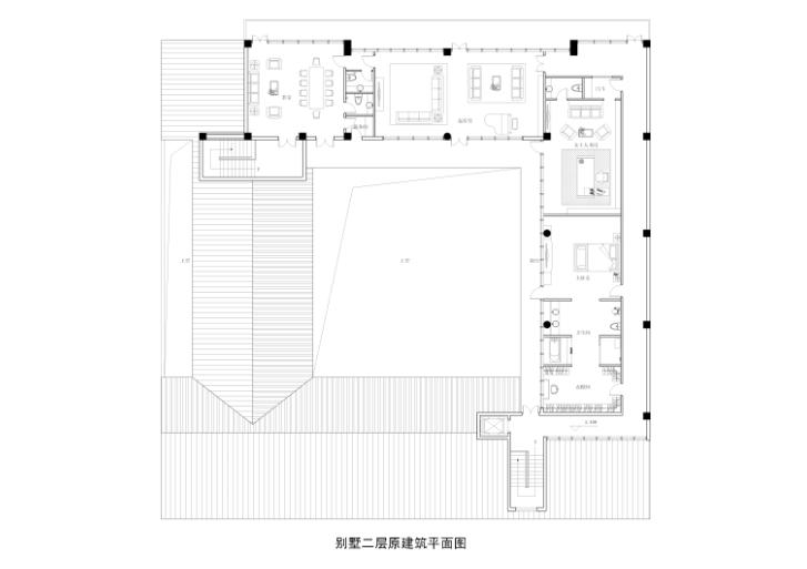 北京钓鱼台七号院七号别墅方案设计及意向图(50页)