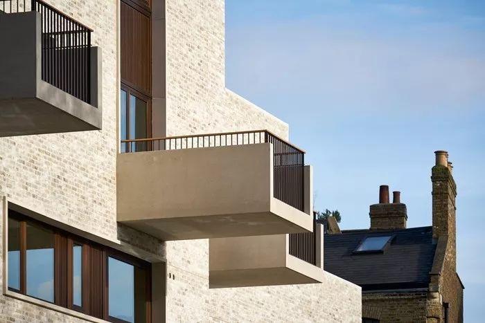 建筑师独立开发的公寓楼,真是好房子!_5