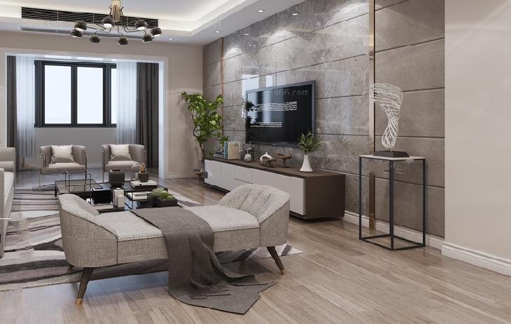 48套精选|后现代风格|客厅设计3D模型合辑(上)