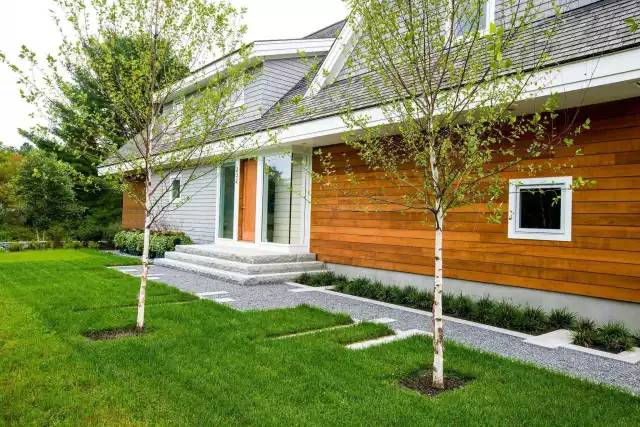 赶紧收藏!21个最美现代风格庭院设计案例_120