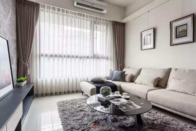 140平米现代简约风格美居,享无忧慢生活!