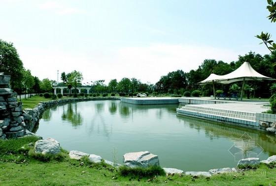 [安徽]公园景观园建工程施工招标文件(附合同)103页