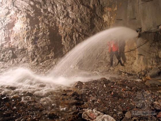 [湖北]新建铁路工程岩溶注浆专项施工方案