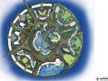 [海南]日月岛仿迪拜类高端旅游度假综合体景观设计及旅游规划方案