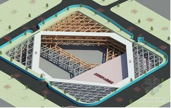 [浙江]大型深基坑钢筋混凝土内支撑拆除施工方案(节点图丰富)