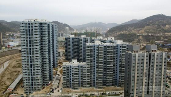 [四川]钢混剪力墙结构住宅小区工程质量创优策划书(编制详细)