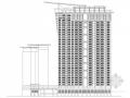 [广东]33层高层商业综合体建筑施工图