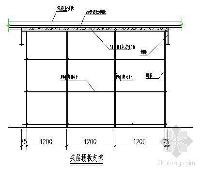 天津某钢结构厂及辅房施工组织设计