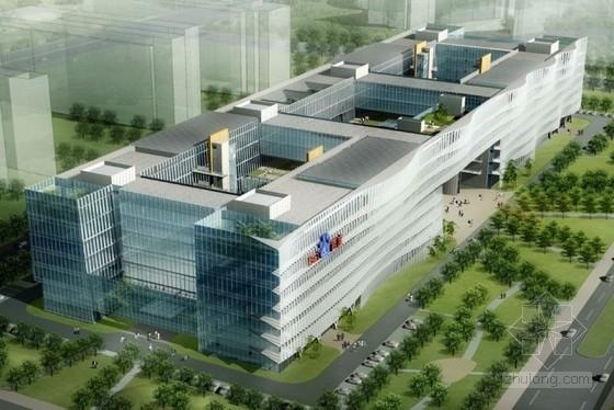 [北京]某知名门户网站办公楼建筑方案文本