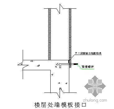 镇江某联排别墅施工组织设计(4-8层 框剪结构)