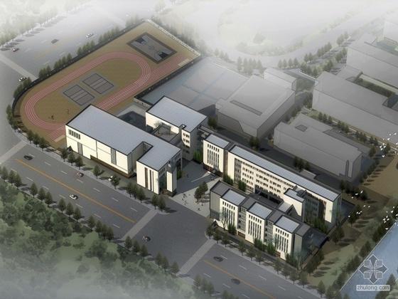 [东海]某中学规划设计方案