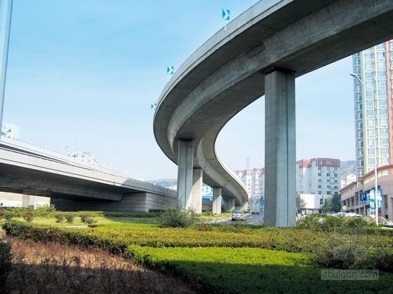 [四川]高速公路立交匝道工程施工方案