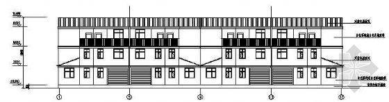 某别墅建筑、结构全套图纸(含手算计算书)