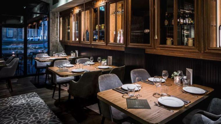 完备的西餐厅设计方案主要包括哪些方面呢?_19
