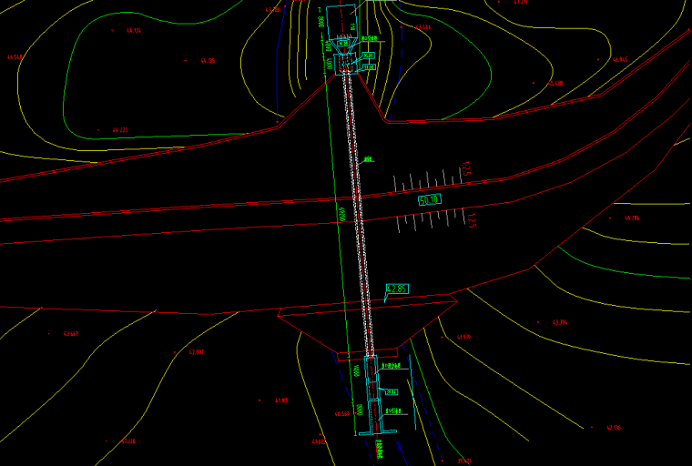 水库除险加固工程涵闸施工图