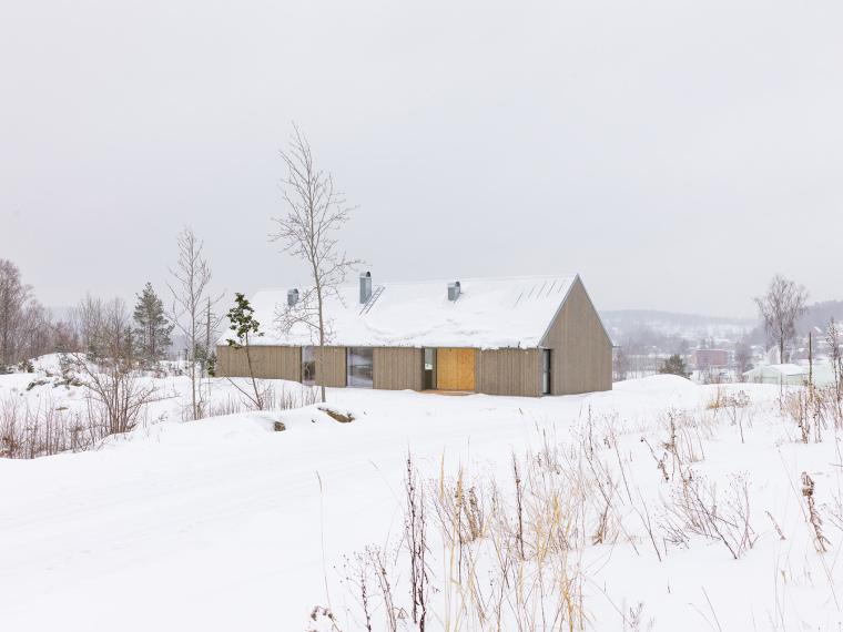 瑞典达尔斯小木屋