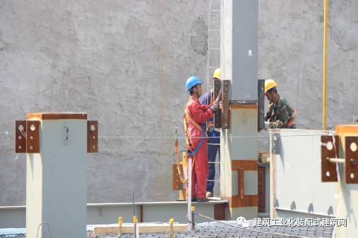 北京市首座钢结构装配式建筑施工管理实践_29