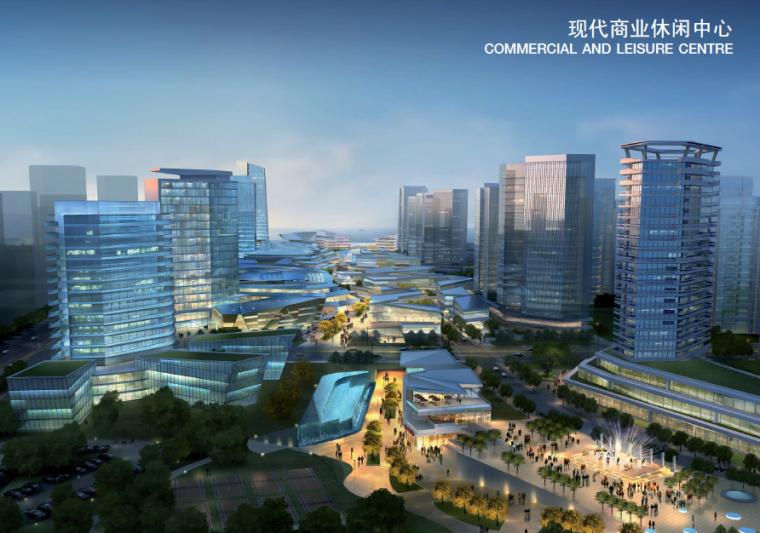 [山东]蓬莱沙河西地块概念性总体规划设计方案文本