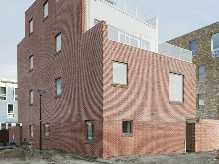 阿姆斯特丹HuisEén住宅