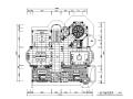 中式风格别墅设计施工图(含效果图)