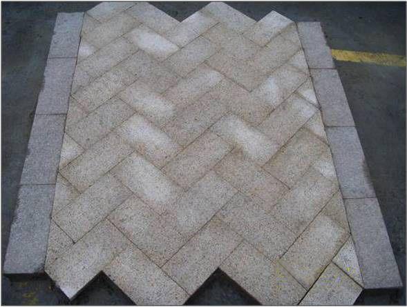 景观地面石材铺装前该如何排版?_4