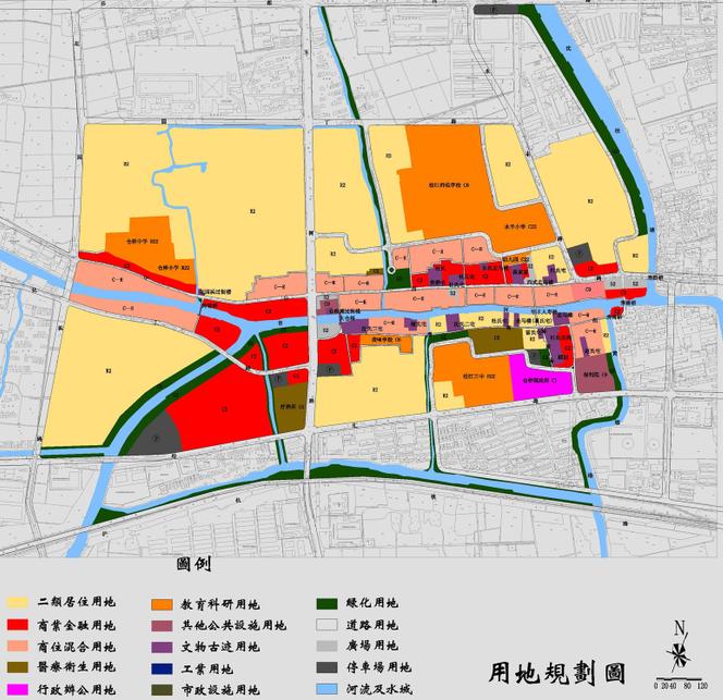 [上海]松江历史文化名镇保护大纲-同济