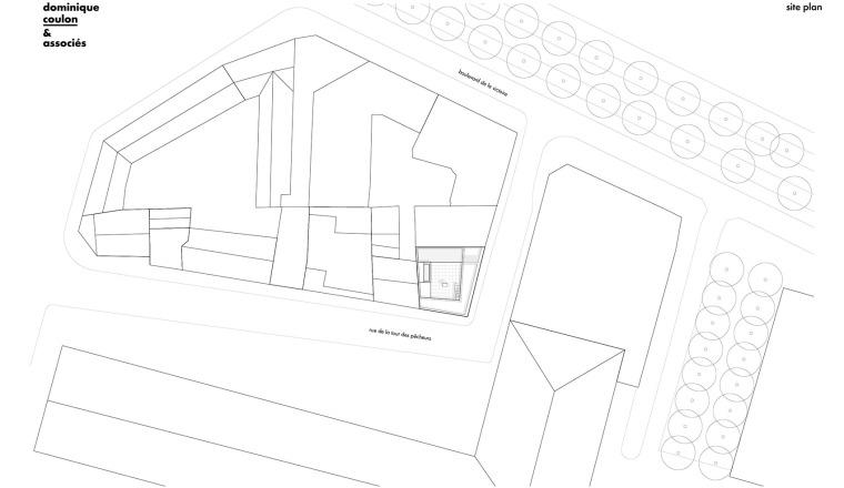 法国斯特拉斯堡办公室与住宅建筑-31