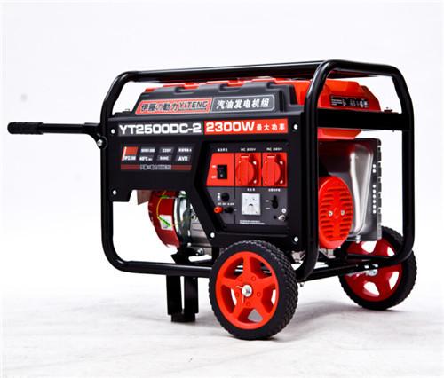 YT3600DC-23KW汽油发电机
