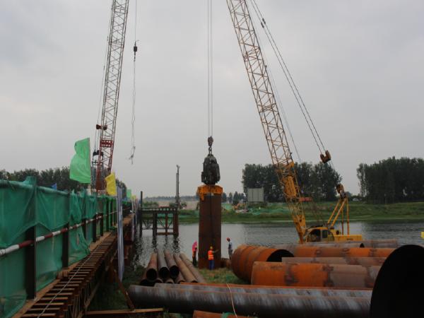 [苏州]跨京杭运河旅游区景观桥钢结构施工方案