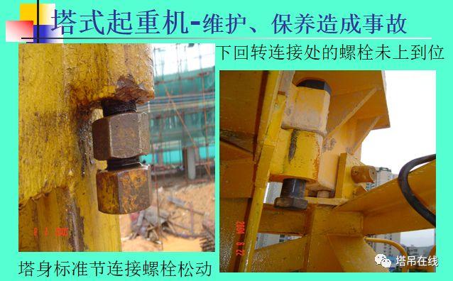塔式起重机安全技术规程及检查技术规程PPT_19
