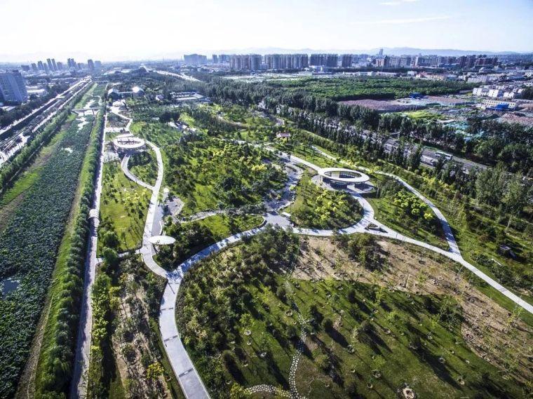 北京大兴生态文明教育公园