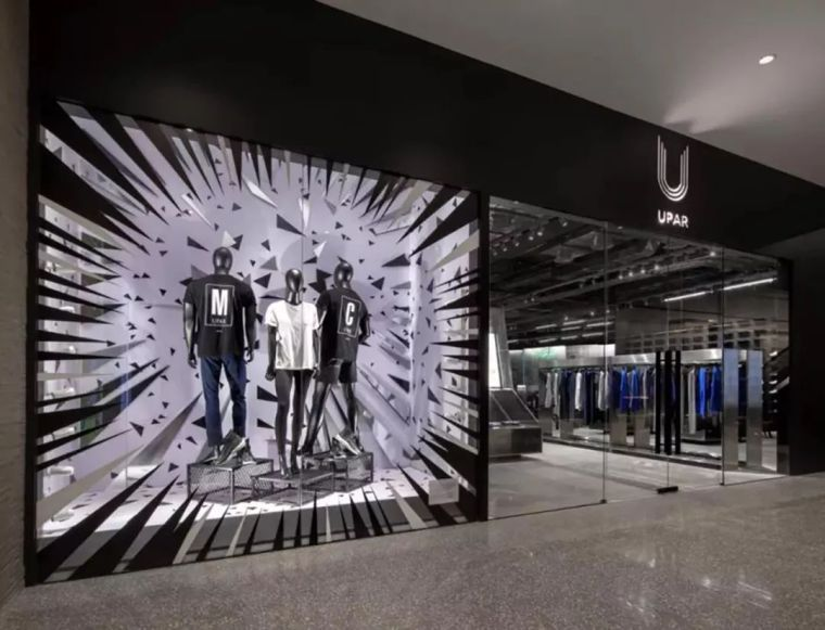 横跨时尚、艺术的潮流店铺设计,看一眼就沦陷了!