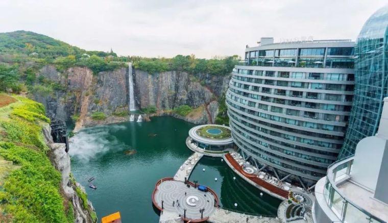 投入20亿的工程奇迹深坑酒店终于开业了,内部设计大曝光!_54