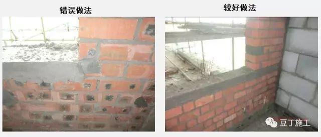 二结构|12种方法搞定墙体砌筑