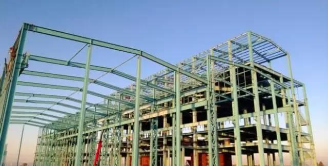 钢结构厂房屋架如何制作安装?_1