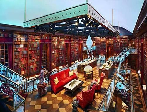 120个地表最美图书馆,来随意感受下_10