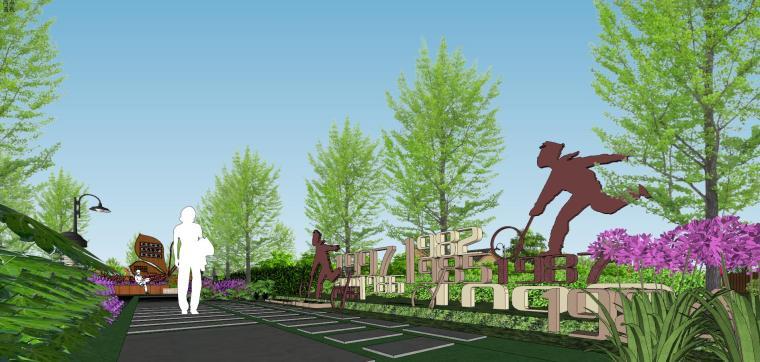 城市生态农业园民宿景观设计 4