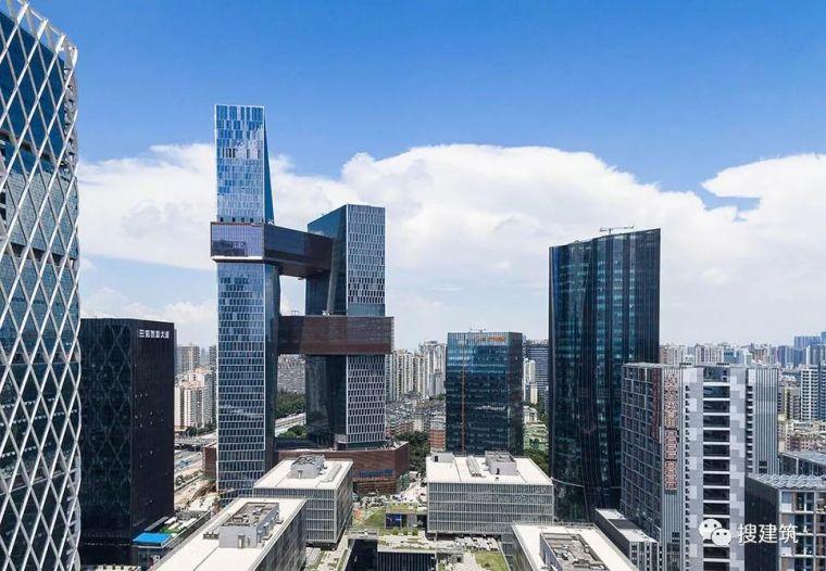 腾讯的新总部大楼, 全是黑科技