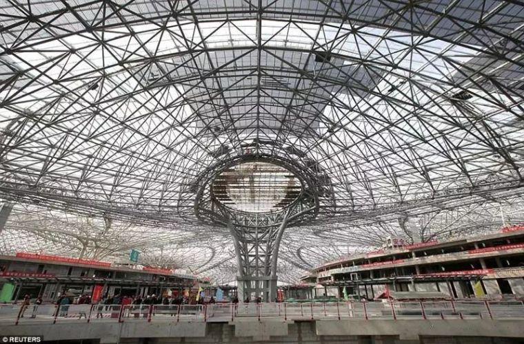 北京大兴国际机场建成了!!满满的黑科技……_19
