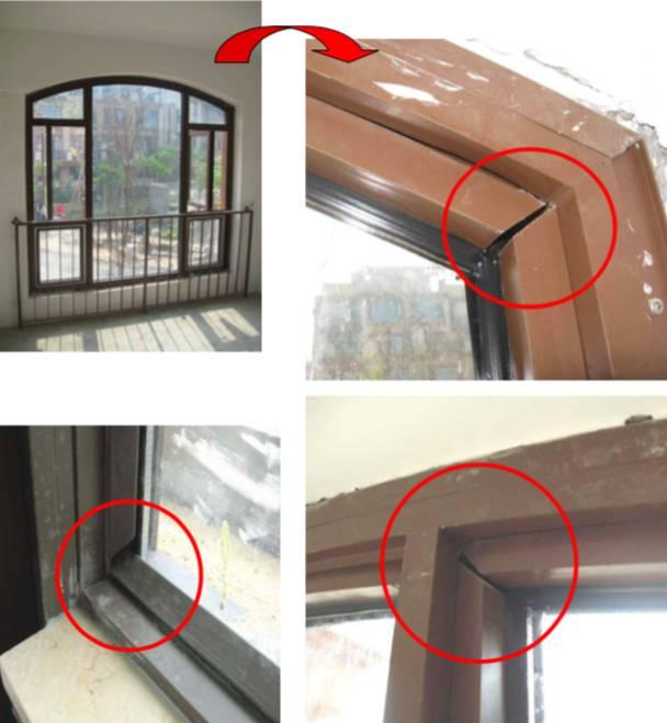 铝合金门窗安装质量那点事,门清(图文并茂)!_39