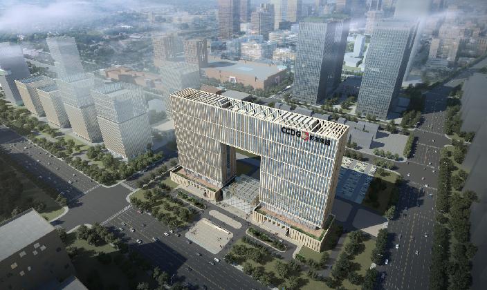 [独家]绿色建筑设计-长春智慧城市产业基地(一期)项目方案文本、扩初设计说明