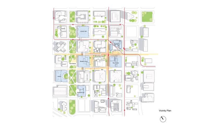 美国波特兰州立大学凯尔・米勒中心-15