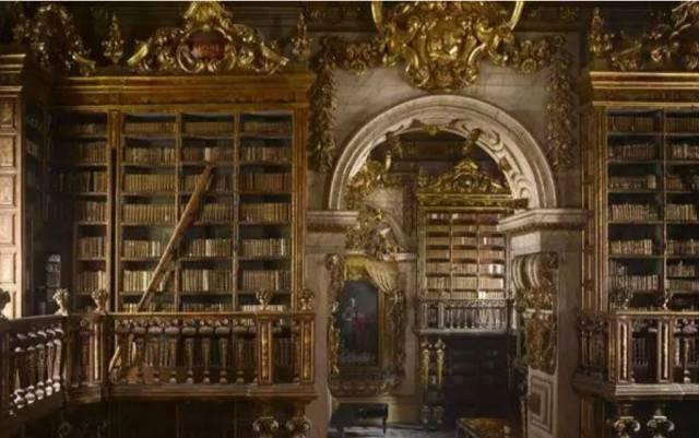120个地表最美图书馆,来随意感受下_5