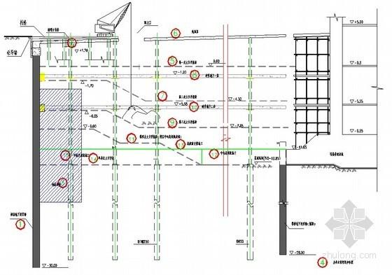 [上海]金融中心土方工程施工技术总结(逆作法)