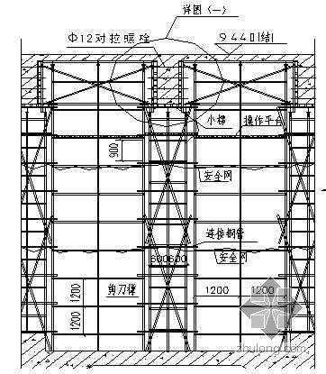 北京市某体育馆施工组织设计(钢桁架)