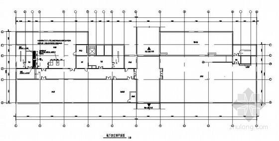 某县人民医院住院部中央空调工程图纸