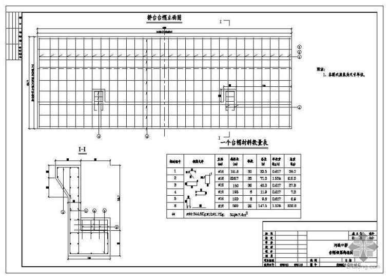 三跨预应力连续箱梁人行桥施工图设计
